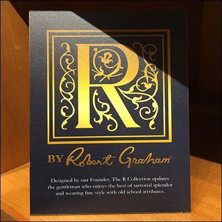 Robert Graham Branding by Robert Graham
