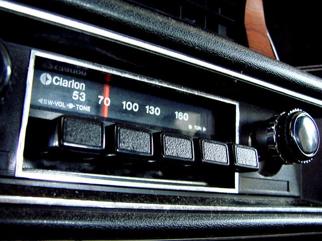 Car Radio: Retro Trivia Fun, 80S, Old School Cars, 1970S, Old Cars
