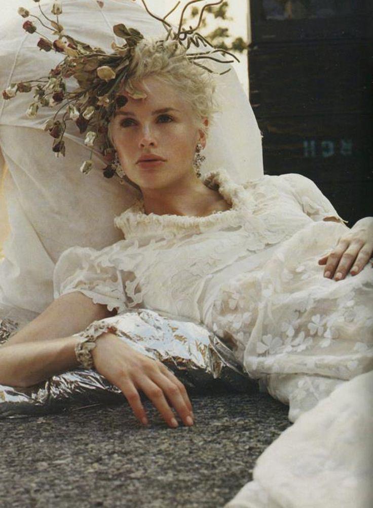 Kylie Bax for Vogue Italia September 1996