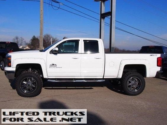 2015 Chevy Silverado 1500 Double Cab Rocky Ridge Altitude Lifted | Lifted Chevy Trucks For Sale ...