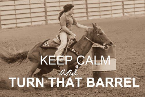 barrel racing quotes tumblr - photo #1