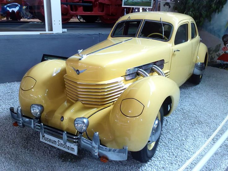 A 1937 Cord - The Car of My Deco Dreams! ✏✏✏✏✏✏✏✏✏✏✏✏✏✏✏✏ AUTRES VEHICULES - OTHER VEHICLES ☞ https://fr.pinterest.com/barbierjeanf/pin-index-voitures-v%C3%A9hicules/ ══════════════════════ BIJOUX ☞ https://www.facebook.com/media/set/?set=a.1351591571533839&type=1&l=bb0129771f ✏✏✏✏✏✏✏✏✏✏✏✏✏✏✏✏