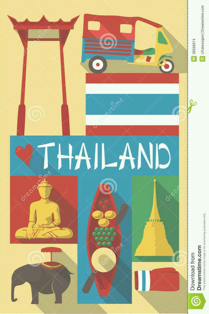 54 best TAILANDIA images on Pinterest