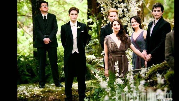 La boda de Bella y Edward- A Thousand Years