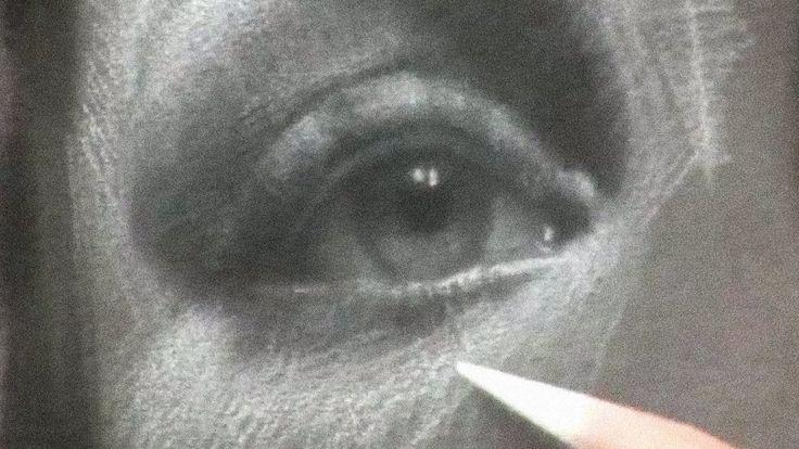 Artist Daily Presents Drawing the Eye with David Jon Kassan