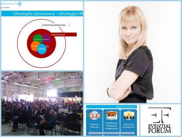 Event – prawdziwa motywacja czy sfabrykowane morale? Marta Baraniak-Wiśniewska  #Evential #ForumEvential   http://www.konferencje.pl/art/event-prawdziwa-motywacja-czy-sfabrykowane-morale,854.html