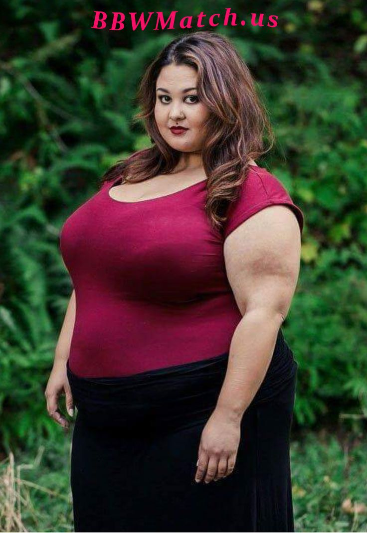 What is bbw on a dating site mean
