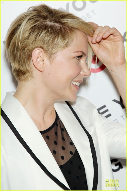 Celeb Diary: Michelle Williams @ Kate Young For Target Launch