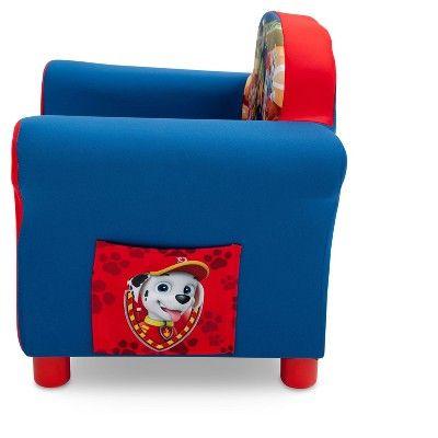 Nick Jr. Paw Patrol Upholstered Chair,