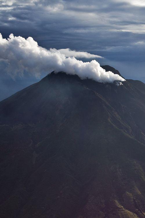 Mt Stromboli