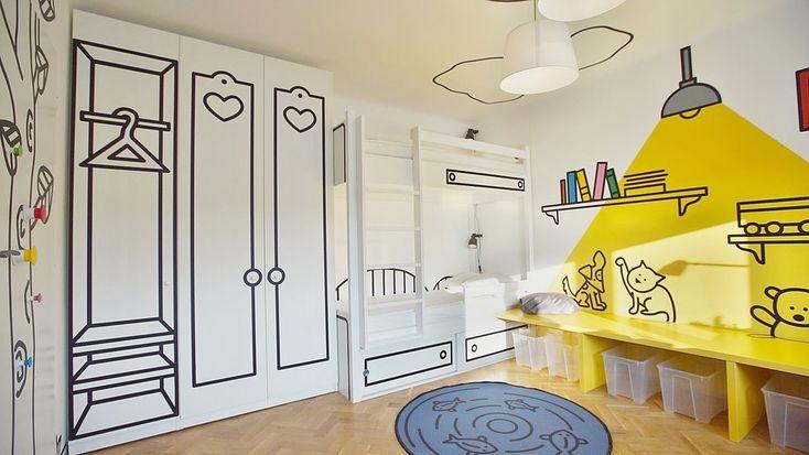 GALERIE: Jak se staví sen: Ložnici nastěhovali do krcálku a přifoukli dětský pokoj | FOTO 5 | Hobby | Blesk.cz