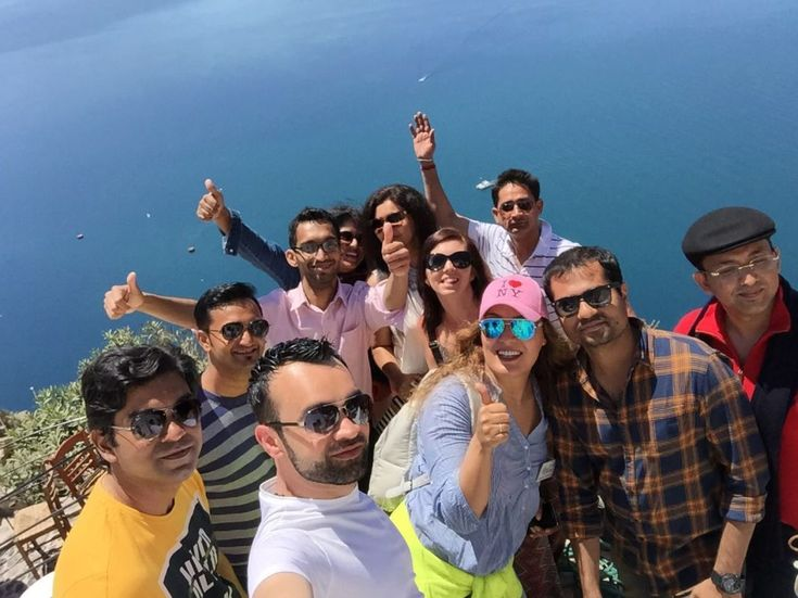 Travel Plan Showcases Greece to Group of UAE Travel Professionals
