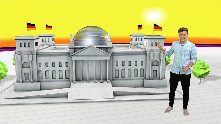 Wer regiert Deutschland. ZDF Logo! Video