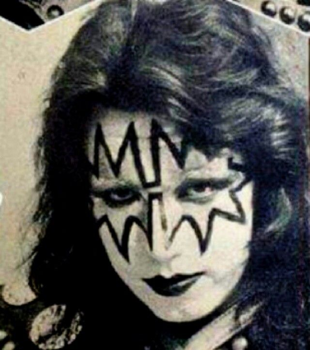 Spotify Kiss And Makeup: Best 25+ Ace Frehley Ideas On Pinterest