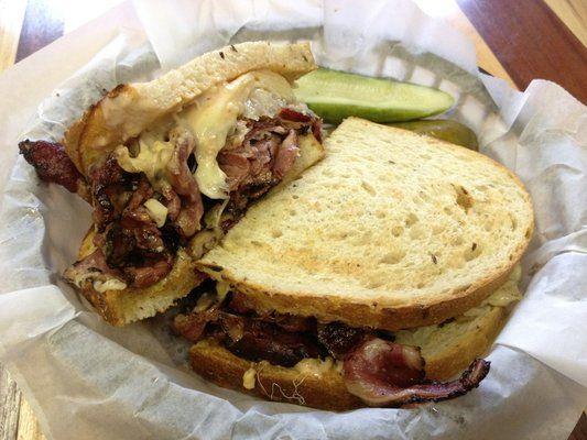 The Rachel Sandwich | Stein's Market and Deli:
