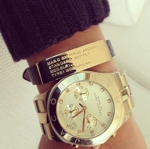 Standard Supply ID Bracelet - Marc by Marc Jacobs - Shop marcjacobs.com - Marc…