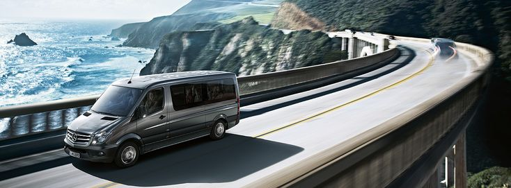 Road Pioneer: the new Sprinter.