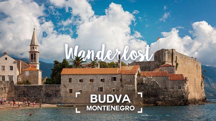 Montenegro Part 4 - Exploring Budva Old Town (Stari Grad)