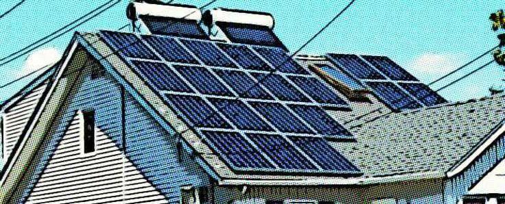 Climatización de ambientes con energía solar para casas o edificios  http://www.infotopo.com/equipamiento/energia/climatizacion-de-ambientes-con-energia-solar/