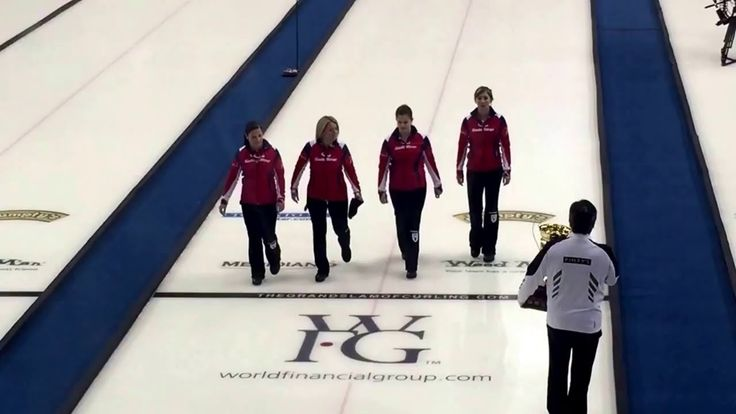 Another Players' Championship title for Scotland's Eve Muirhead
