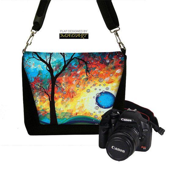 DSLR camera bag: Canon Camera, Dslr Cameras, Digital Slr Cameras, Aqua Burn, Burn Madart, Camera Bags, Digital Camera