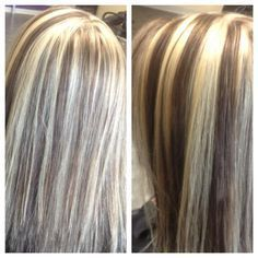 25 trending thick highlights ideas on pinterest thick medium blo chunky highlights for brown pmusecretfo Images
