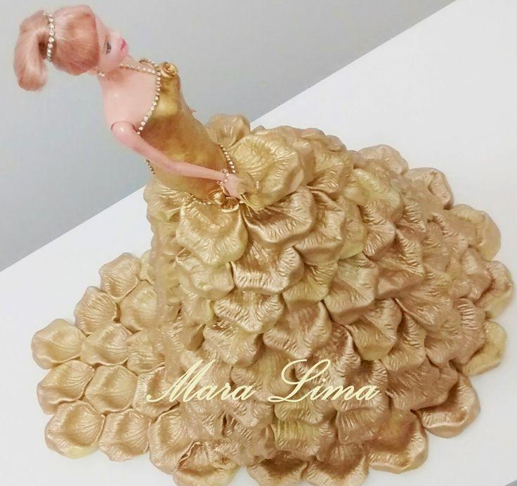 Artesanato e variedades : Um Luxo!!! Ouro
