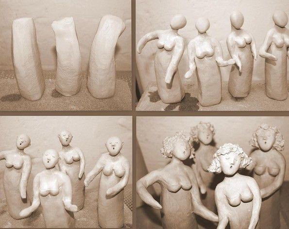 Zu den verfügbaren Keramikfiguren