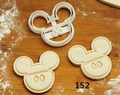 Mickey Mouse - Cookie Cutters cooking embroidery design cooking fabric cooking games girls cooking is like love cooking journal C152