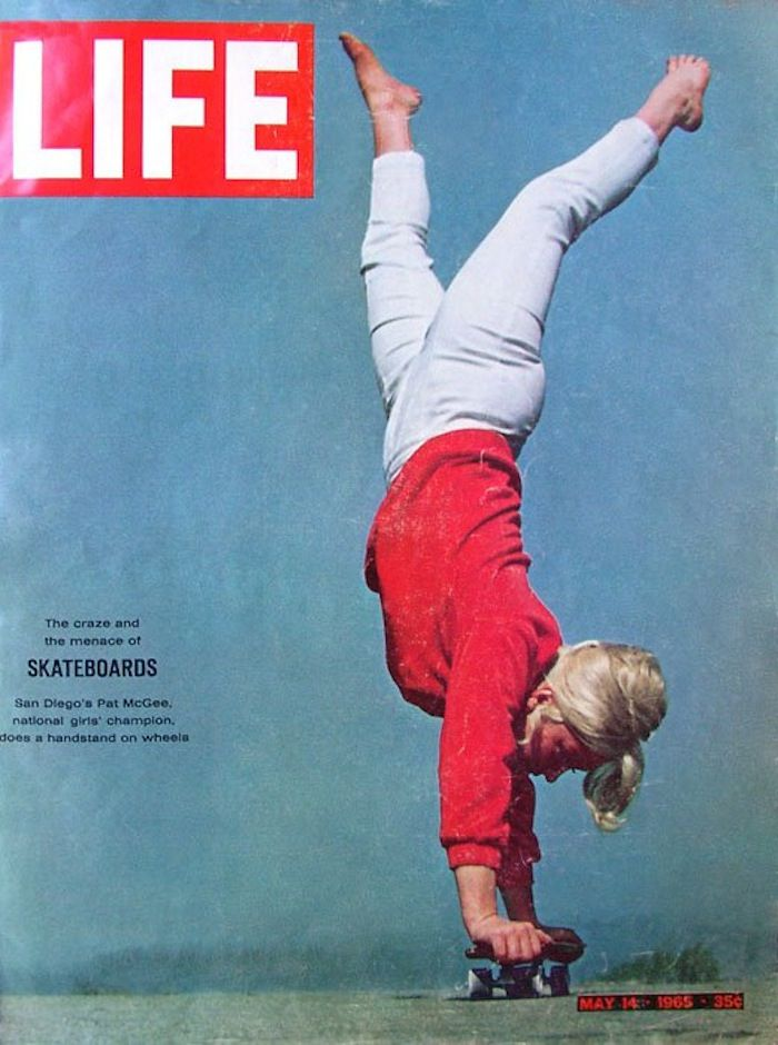 Skateboarding USA 1965