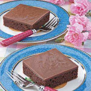 Texas Sheet Cake Recipe - compare to the family recipe