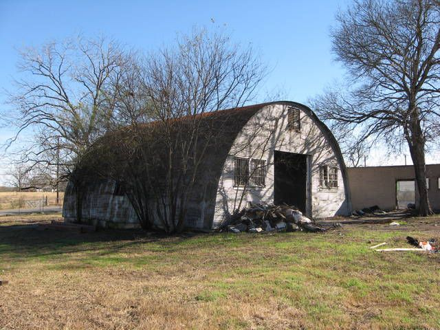 quonset hut images | Re: installing roof vents on quonset ...