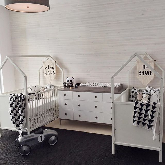 25 best Twin baby rooms ideas on Pinterest Nursery ideas for
