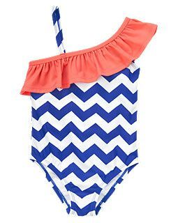 chevron bathing suits for kids - Google Search  cute!