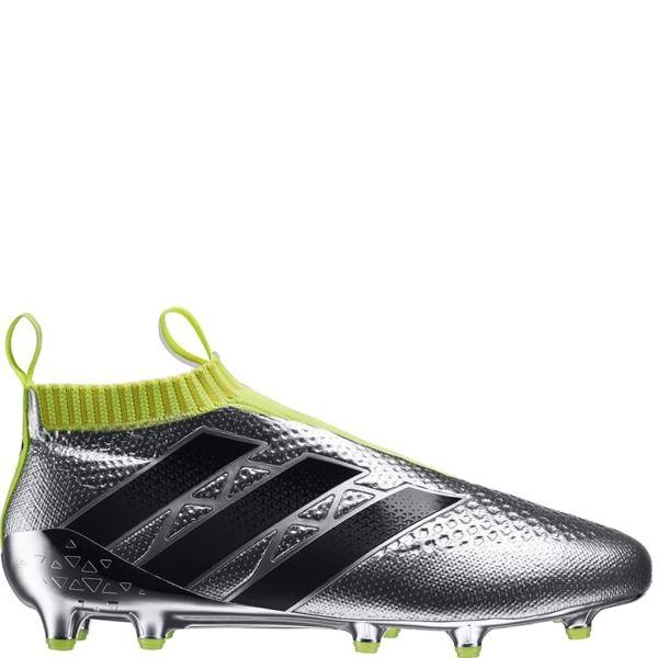pretty nice 9b6a9 81e7e Discover ideas about Football Shoes. adidas ACE 16+ Purecontrol Primeknit  FG Silver Metallic Core Black Solar ...