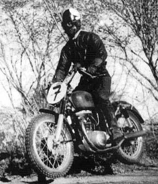 1955年第1回浅間350cc優勝