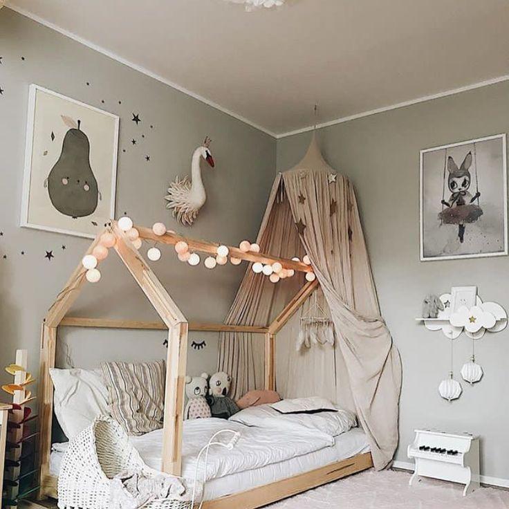"""Gefällt 600 Mal, 7 Kommentare – ECHTE MAMAS (Echte Mamas) auf Instagram: """"Tolles Zimmer  pic by 3elfenkinder . . . #interior #inspo #nursery"""