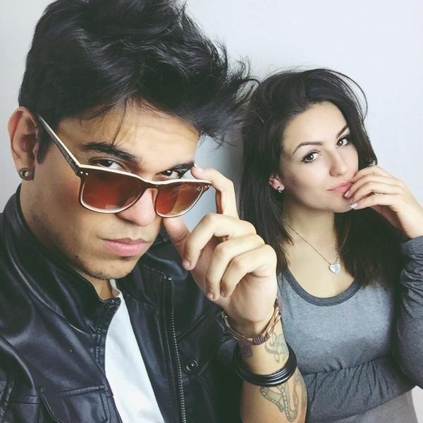 Qual é o Casal Mais Fofo de Youtubers? http://wnli.st/1IJBOeB #Kefera #Gusta