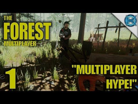 "The Forest -Ep. 1- ""Multiplayer HYPE!"" -Multiplayer Let's Play The Forest Gameplay- Alpha 0.33 (S2) - Best sound on Amazon: http://www.amazon.com/dp/B015MQEF2K -  http://gaming.tronnixx.com/uncategorized/the-forest-ep-1-multiplayer-hype-multiplayer-lets-play-the-forest-gameplay-alpha-0-33-s2/"