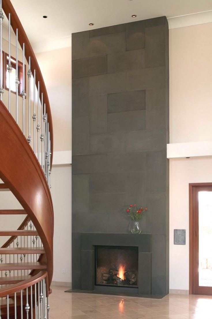 Modern Fireplace Surrounds modern fireplace surrounds | fireplace surround ideas modern block