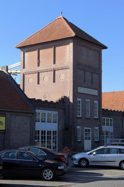 Watertoren Bladel (Stoomzuivelfabriek Sint Isidorus)