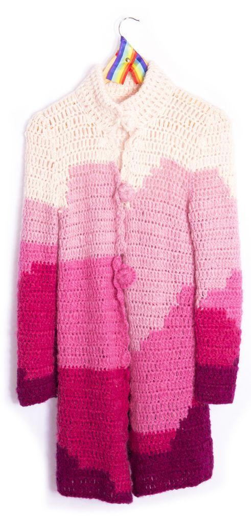 tapado degrade pink
