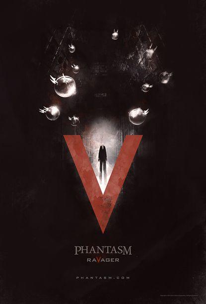 'Phantasm: Ravager' cast details and teaser trailer — EXCLUSIVE VIDEO | EW.com