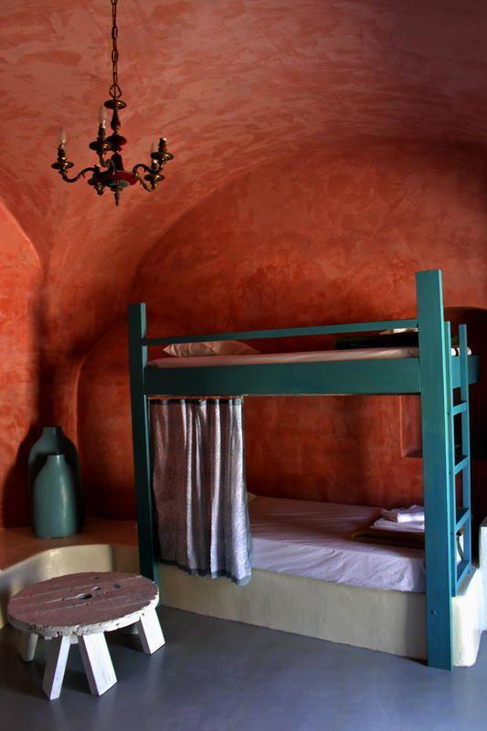 www.hostelmeteora.com recommends: Caveland in Santorini, Greece