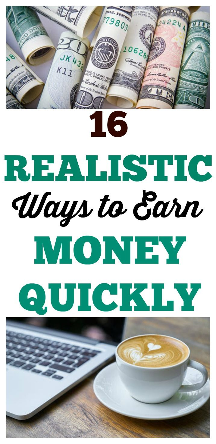16 easy and realistic ways to earn money for life's little emergencies, fun extras or for Christmas spending and other holidays. Both online and community options are listed.