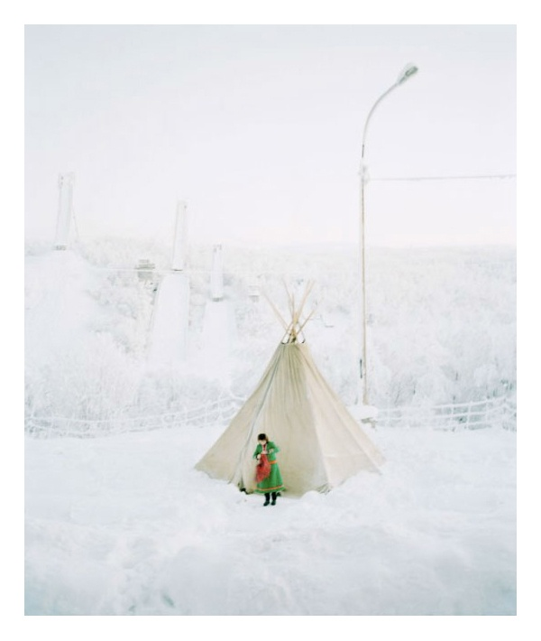 photo by Jeroen Toirkens: Sami Girl, Photos, Girls, 2006, Jeroen Toirkens, Front, Nomad, Photography