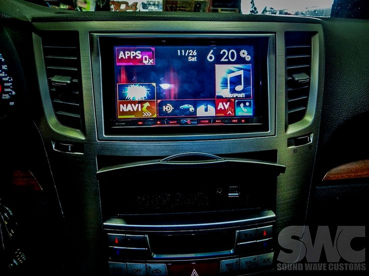 #soundwavecustoms #subaru #outback #pioneer #NEX #bluetooth #navigation #applecarplay #androidauto #caraudio #carstereo #mobileelectronics #installs #wedoitall #vehicleaccessories #12volt #hamptonroads #tidewater #757 #virginiabeach #SWC  Interested in a remote car starter or upgraded car audio system? View our profile for our contact information & give one of our team members a call today.