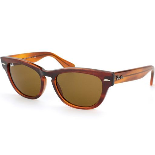 ray ban laramie sunglasses black blue orange  ray ban laramie sunglasses (53f/striped havana/bronze lens) $124.95