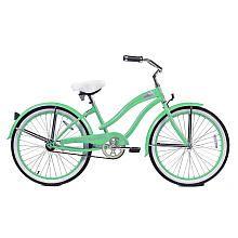 Micargi Bicycles Rover 24 Beach Cruiser Bike - Mint Green