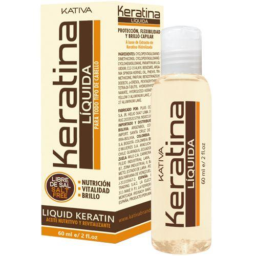 Έλαιο Κερατίνης για θρέψη 60ml  Το κύριο συστατικό της τρίχας είναι η κερατίνη. Τα μαλλιά σας είναι εκτεθειμένα καθημερινά όπως: η υπερβολική χρήση της θερμότητας, η έκθεση στον ήλιο, χημικά συστατικά προϊόντων καθημερινής χρήσης.